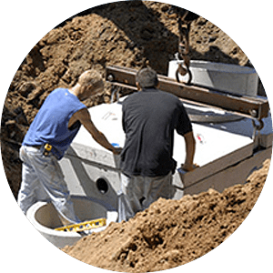 septic system repair contractors