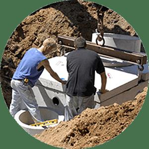septic system repair contractors